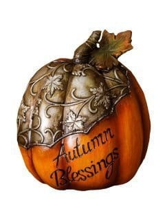 Autumn Blessing Fall decor
