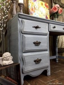 vintage-desk-painted-gray-layers