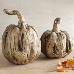 woodland-pumpkins