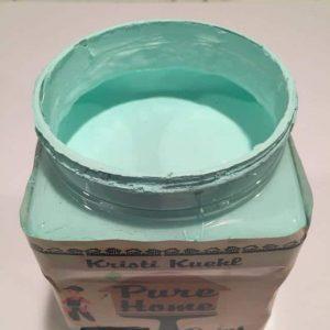 chalk paint, pure home paint, mint paint, non toxic