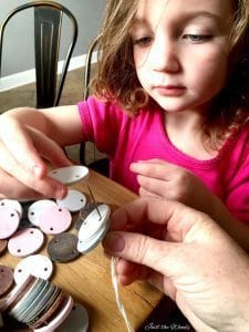 diy, craft for kids, kids craft, countdown project