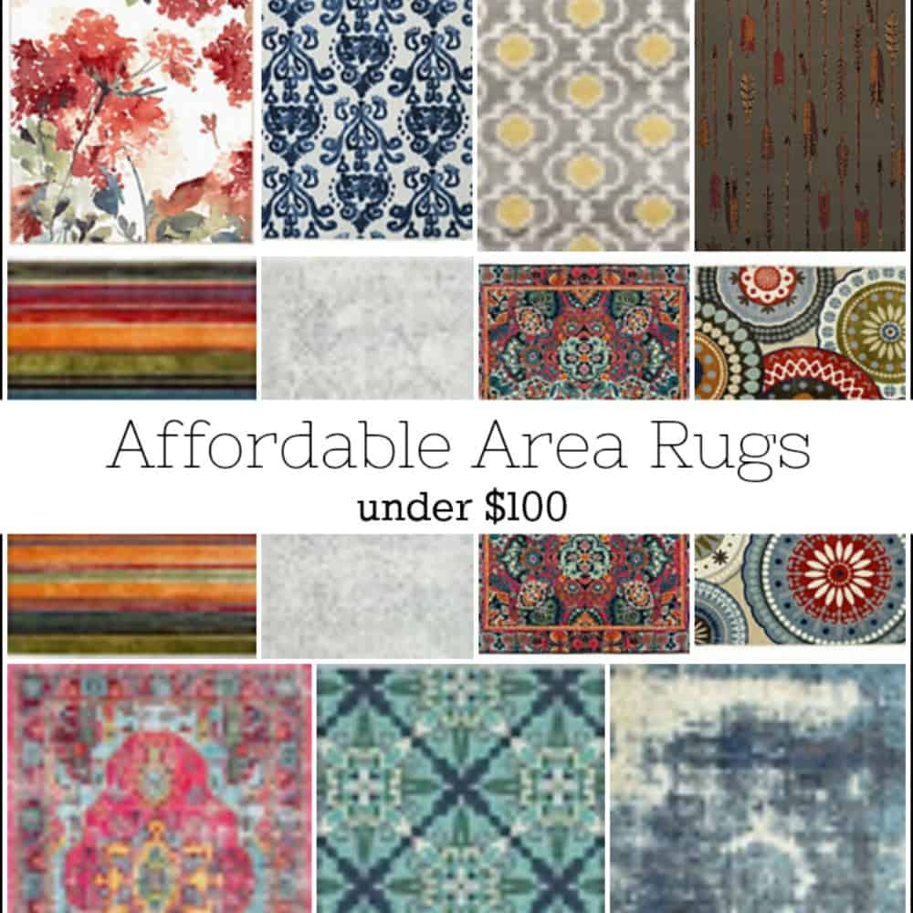 Affordable Area Rugs Under 100 By Just The Woods