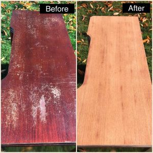 before-and-after-sanding