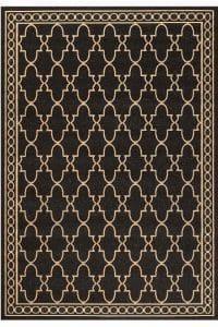 black-pattern-rug, traditional area rug, classic rug, black rug,