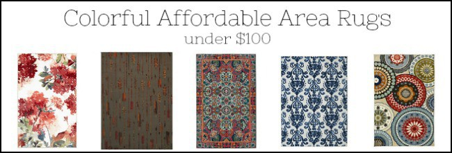 fun area rugs, colorful area rugs, rugs under 100, area rugs under $100, rugs for sale, area rugs for sale