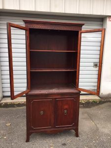 china-cabinet-doors, vintage china cabinet, unfinished furniture, staten island, china cabinet