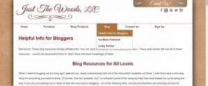 helpful-info-for-bloggers, blogger resources, tailwind, how to use tailwind