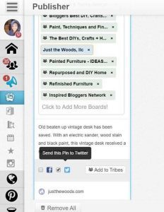 save-to-twitter, tailwind, create pin, schedule pins, how to use tailwind