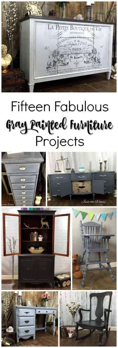gray-painted-furniture-makeovers