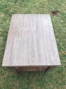 lightly-sanded-tops, veneer tables, mersman, vintage furniture, new york, nj, staten island