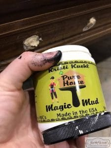 magic-mud, wood filler, pure home paint, kristi kuehl, made in usa