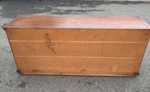 wood back on vintage furniture, vintage furniture, staten island