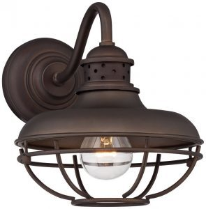 cage-outdoor-light, porch lights