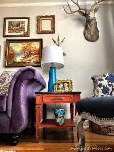 eclectic-home-design, lamps plus, home decorators, wayfair, antique farmhouse, just the woods