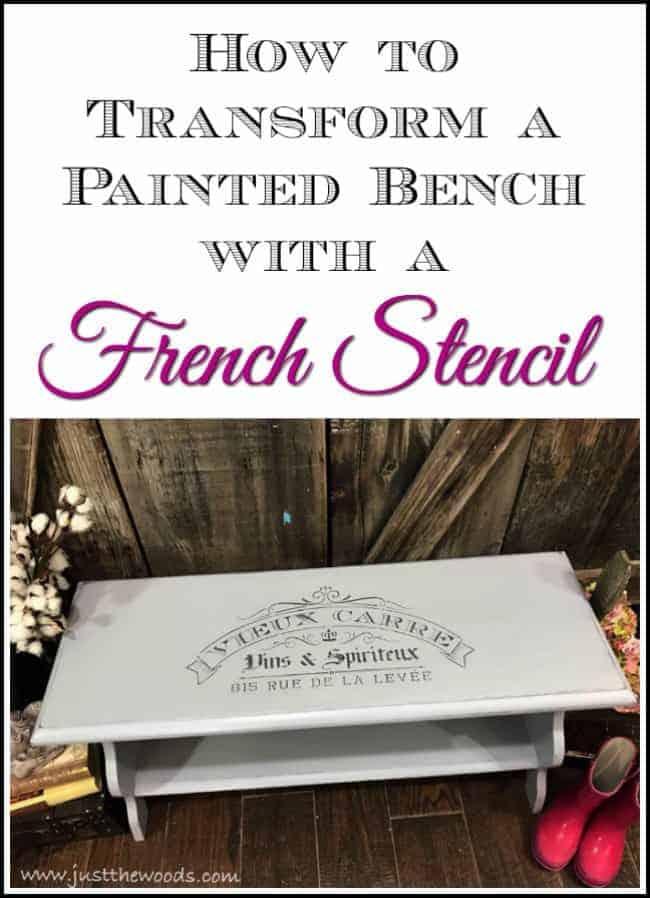 french bench