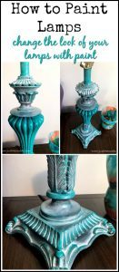 how-to-paint-lamps