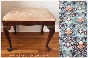 paint-legs, decisions, how to reupholster