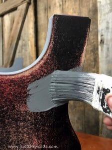 slate-paint, pure home paint, chalk paint, gray paint,