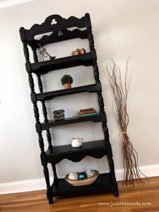 black-painted-furniture