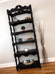 black-painted-furniture