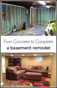 concrete-basement-remodel