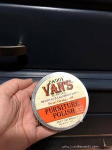 daddy-vans, sticking drawers, beeswax