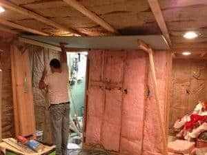 how-to-sheetrock-ceiling