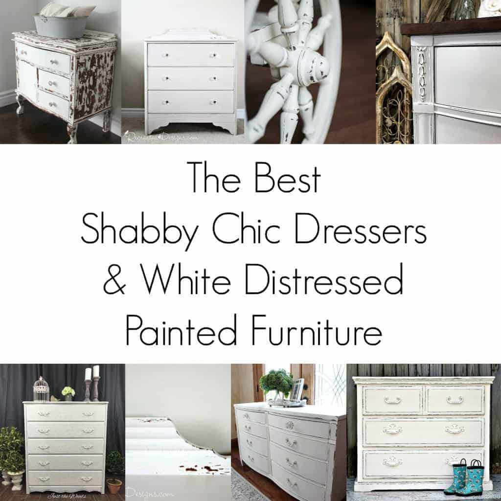white furniture shabby chic. Beautiful Chic The Best Shabby Chic Dressers And Distressed Painted Furniture In White