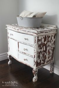 shabby-chic-painted-dresser, shabby chic dresser, chippy painted furniture