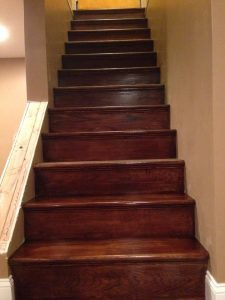 stained-stairs