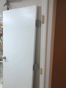 door-removed-to-fit-desk