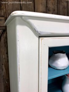how-to-distress-painted-furniture, shabby chic cabinet, distressed furniture, shabby chic furniture