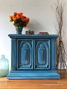 new-york-furniture, painted furniture, staten island, blue painted furniture