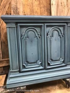 stone-wash, how to add a wash to furniture