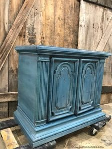 work-in-progress, painted furniture, how to paint furniture