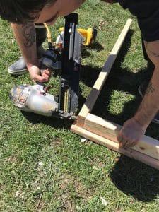 build-second-level-frame