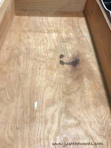 dirty-drawer, vintage furniture
