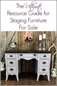 Guide To Staging Furniture