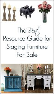 how-to-stage, stage furniture, staging props