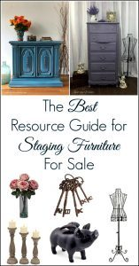 how-to-stage-furniture, staging furniture