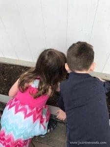 how-to-teach-kids-garden, gardening with kids