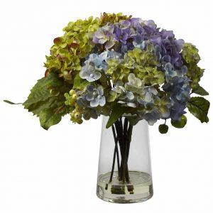 hydrangea, staging props, staging furniture, faux flowers