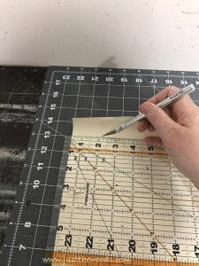 measure-liner-cutting-mat, wallpaper drawer liner