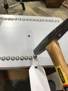 nailhead-spacer, upholstery tacks, nailheads, studs