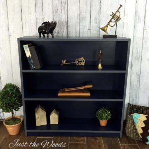 painted-bookcase, staging props, staging furniture, how to photo furniture