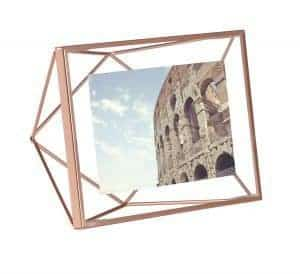 photo-frame, copper decor