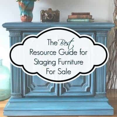 The Best Resource Guide for Staging Furniture for Sale