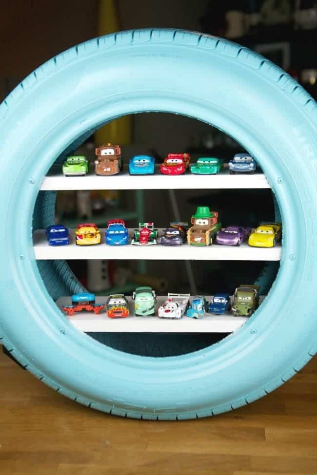 diy toy storage ideas, diy toy shelf, diy shelf for toys, creative toy storage