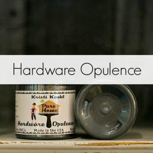 Hardware Opulence