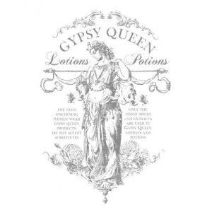 image transfer gypsy queen